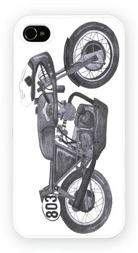 BSA Perch Rocket 3 1979 Art iPhone, iPhone 5C, Etui de téléphone mobile - encre brillant impression