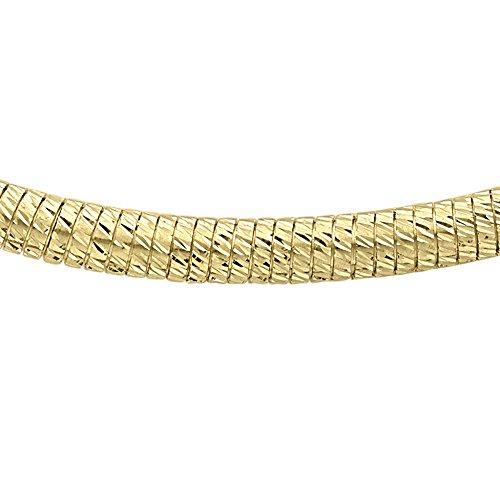 Carissma Gold - Collier court - Or jaune 9 cts - 45.72 cm - 1.17.2154