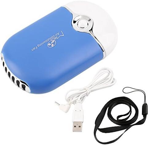 Brillant Mini Ventilateur USB Rechargeable Portable Air Conditionn/é Climatiseur Voyage Fan De Poche Refroidisseur Petit Purificateur
