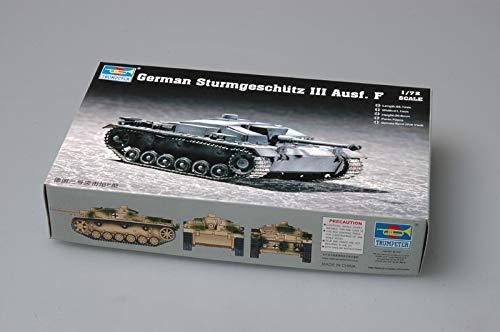 (Trumpeter 1/72 German Sturmgeschutz III Ausf F Tank)