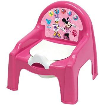 Minnie Bébé 30 Dimension Cm 35 Chambre X Chaise Petit Pot De Plastique Disney 08wOPXnk