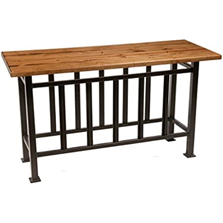 Mission Console Table Clear Oak 207117 OG 70036 O 281790 OG 142984 O 761027