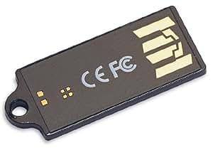 Verbatim 97168 16 GB TUFF-'N'-TINY USB Flash Drive, Black