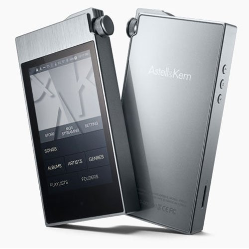 Astell & Kern AK100 II 64GB 2nd Generation Premium Portable Hi-Fi Audio iRiver by iRiver