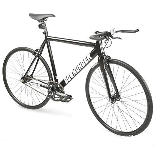 Carbon Road Bike Amazon Com >> Amazon Com Zoyo Fixed Gear Bike 700c Carbon Fiber Front Fork