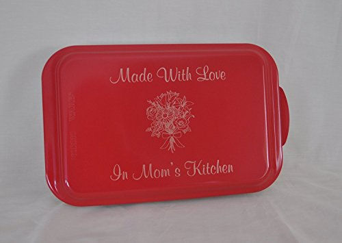 Personalized Gift For Mom | Custom Baking Pan | Birthday Gifts For Her | Birthday Gift For Grandma | FREE SHIPPING -