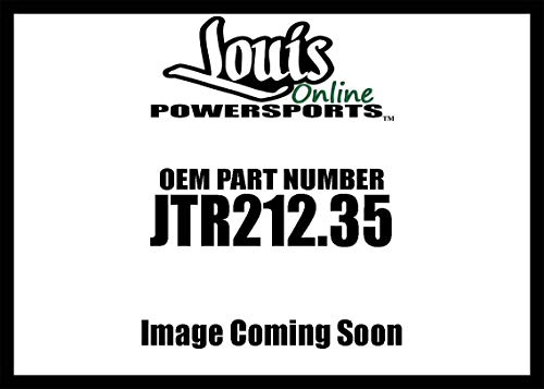 - JT Sprockets Rear 420 35 Tooth C49 High Carbon Steel Sprocket