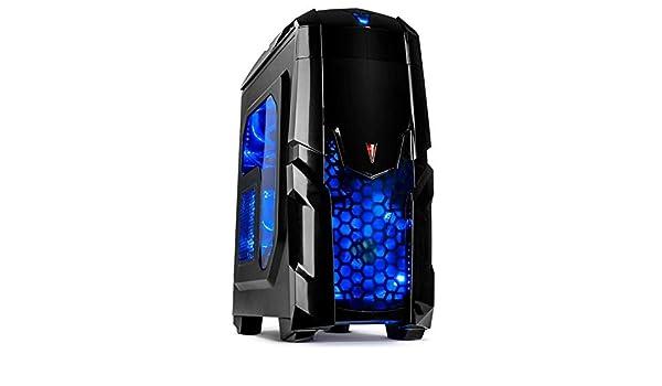 Sedatech UC07968I8 PC 3,6 GHz Intel Core i7-9xxx i7-9700K Negro - Ordenador de sobremesa (3,6 GHz, Intel Core i7-9xxx, i7-9700K, 32 GB, 2480 GB, ...