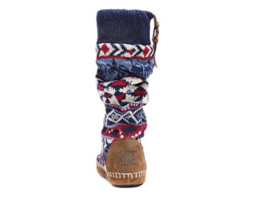 Muk Luks Womens Angela Slipper Multi 1P6B5J