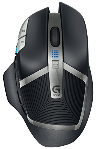 G602 Lag-Free Wireless Gaming Mouse – 11 Programmable Buttons, Up to 2500 DPI (Certified Refurbished) by Logitech (Image #5)
