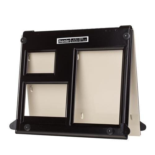 Premier 4-in-1 Easel with Magnetic Latching by Premier