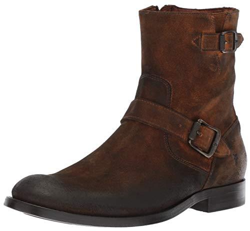 FRYE Men's Jacob Engineer Fashion Boot, Wheat, 12 M M US ()