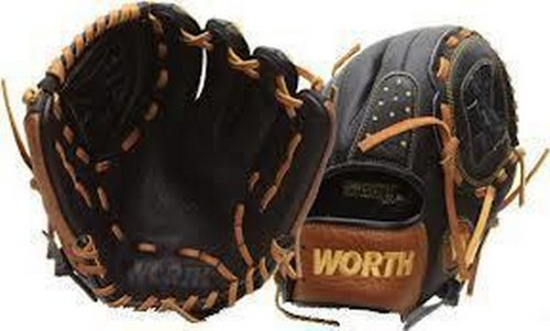 Worth P175 Prodigy Series Fielding Glove (11.75') RHT
