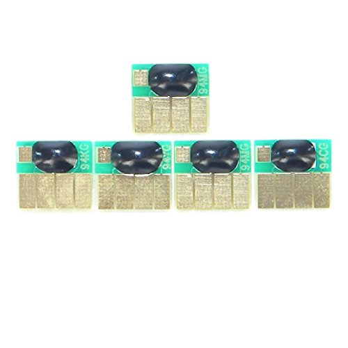 caoduren ARC Auto reset chip chips 5pcs FOR HP364 FOR HP 364 refillable ink cartrige CISS CIS