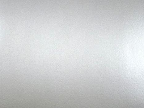 Poliéster (PVC) Plata Adhesivo - Impresión láser 10 hojas A4 ...