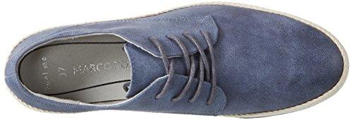 Comb de Cordones 890 Oxford Marco 23603 Navy Zapatos Azul Tozzi Mujer para qwIvZtWC