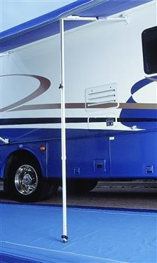 Carefree RV 880503WHT RV Trailer Camper Sun & Shade Rafter 6 Gs Add-On White