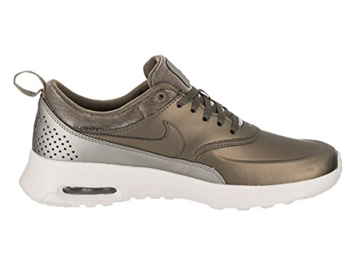 Field Nike summit Premium Field Weiblich White Women Thea Max Air metallic Metallic Schuhe vgrvw