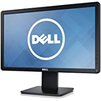 Dell E Series 18.5-inch Widescreen Flat Panel Monitor w/Led Technology