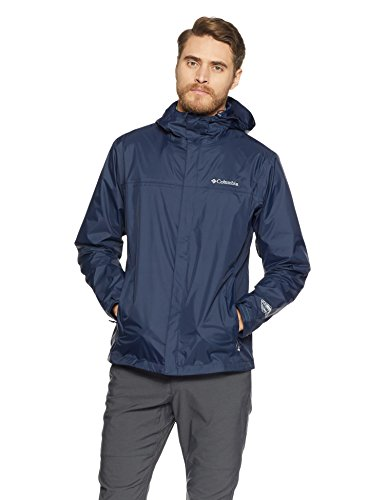Columbia Men's Watertight Ii Jacket, Collegiate Navy Large