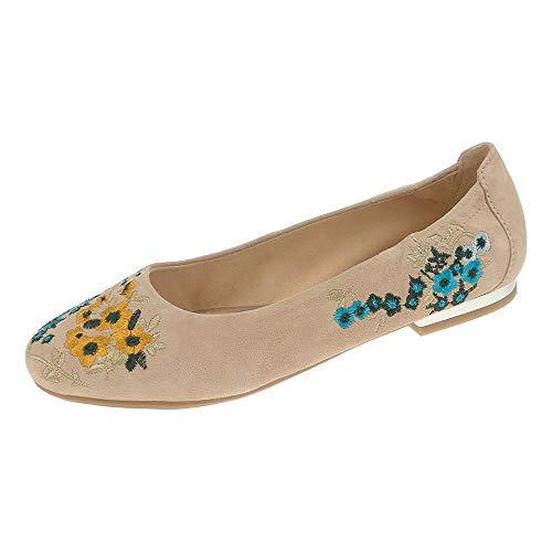 De Cordones Zapatos Mujer Cuero Caprice Para n6P7Svawq