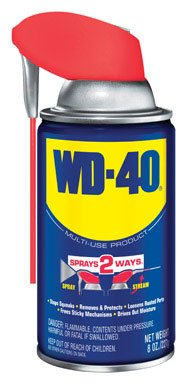 - WDF490026 - Smart Straw Spray Lubricant