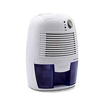 KAIKING Small Dehumidifier, Thermo-Electric Cooling, Portable for Baseroom, Closet, Bathroom, Single Room etc.