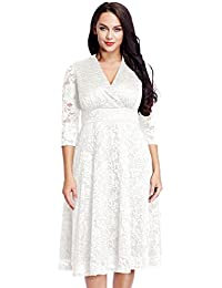 Plus lace dress express