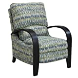 Best Recliners - Bent Arm Recliner Archdale/Blue Review