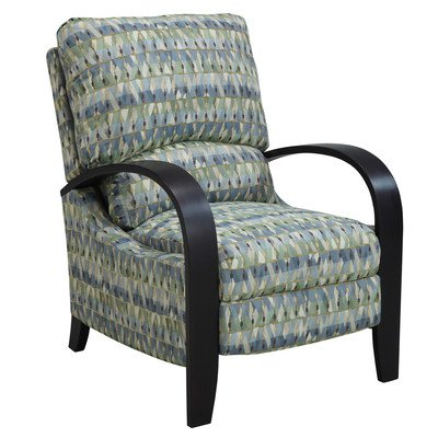 Bent Plywood Chair (Bent Arm Recliner Archdale/Blue)