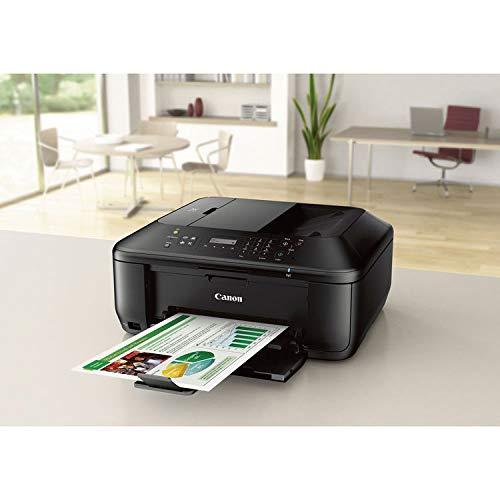 Canon PIXMA 8750B002AA Wireless All-in-One Inkjet Printer MX532 Black
