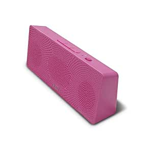 iLuv MobiTour Wireless Bluetooth Speaker for All Bluetooth Devices(iPhone 6 / 5S / 5C / 5 / iPad Air / Galaxy Phones)
