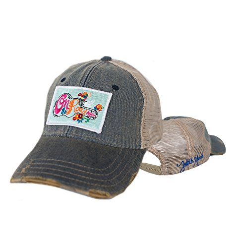 On The Road Again Hat,One Size,Blue