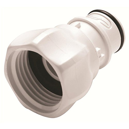 CPC  HFC241235GHT High-Flow Quick-Disconnect, Non-Valved Pol