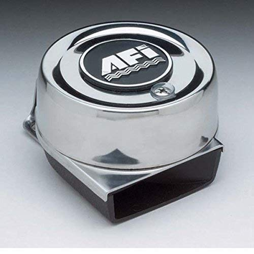 AMRA-10035 * Stainless Steel Mini Compact Electric Horn
