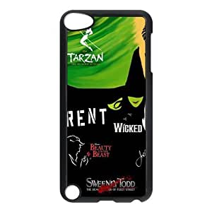 Cartoon Series, ipod touch 5 Case, Wicked Protector ipod touch 5th Cover
