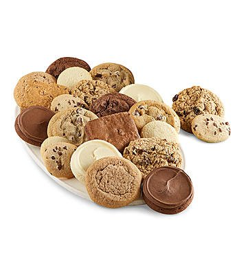 Cheryl's Cookies Classic Cookie and Brownie Sampler (25 Pieces) by Cheryls Cookies (Image #1)
