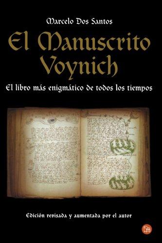 Read Online El Manuscrito Voynich/ the Voynich Manuscript (Ensayo Historico) (Spanish Edition) pdf epub