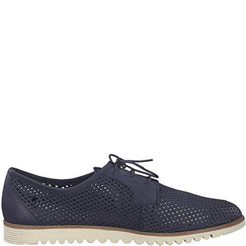 Cordones Tamaris Uni 23603 zapato 22 1 Con Mujer 1 Navy Calzado Deportivo rqWrzw7PO