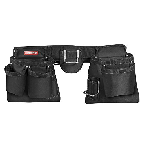 Craftsman Contractor Rig - Belt Black Craftsman