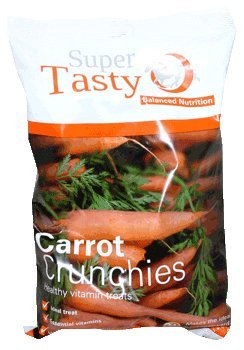 Super Codlivine Crunchies Horse Treats Carrot Clear by Super Codlivine (Image #1)