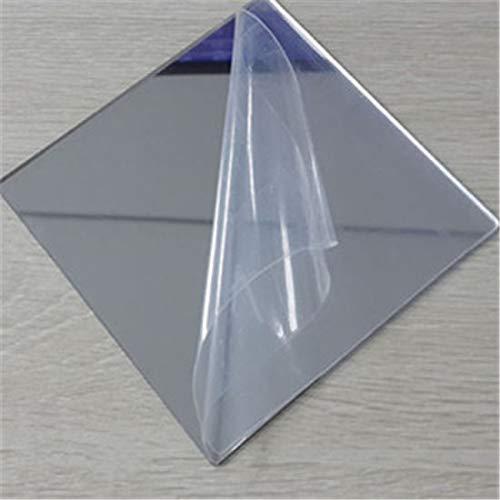 Bigmall 2mm Silver Mirror Acrylic Sheet 12 Inch X 12 Inch Buy Online In Aruba At Desertcart Productid 222124687