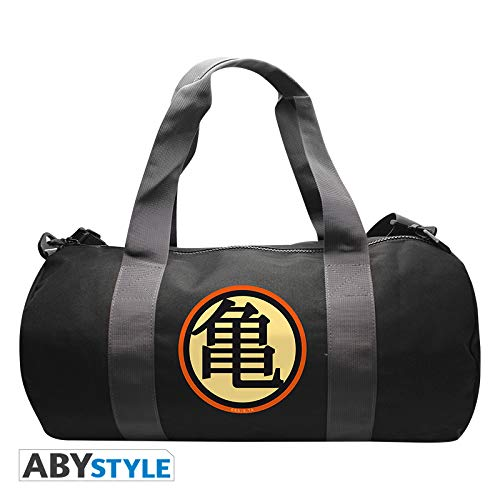 ABYstyle Abysse Corp _ ABYBAG266Dragon Ball–Borsa Sportiva DBZ/Kame Simbolo Abysse Corp_ABYBAG266