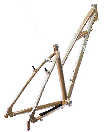 "17"" MARIN SAN BRIDGEWAY Women's Hybrid City 700c Bike Frame Gold Alloy NOS NEW"