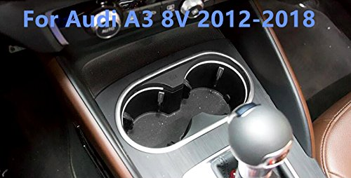 Inté rieur en acier inoxydable Cadre support pour tasse d' eau Coque Trim 1 pcs YUZHONGTIAN Auto Trims Co. Ltd