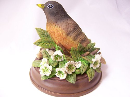 Robin Bird Figure By Marjolein Bastin