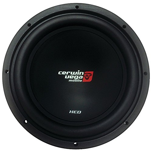 Cerwin Vega XED12 XED 1000 Watts Max 12-Inch SVC Woofer 4...