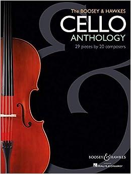 Book The Boosey & Hawkes Cello AnthologyCello/Piano