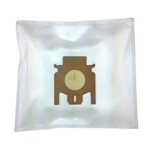40bolsas de tela bolsas para aspiradora Miele Mystic Grey