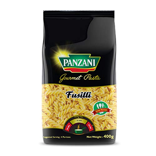 Panzani Gourmet Fusilli Pasta 400g